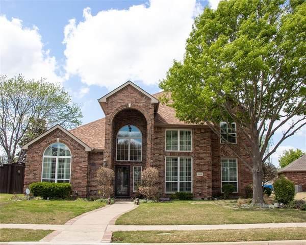 3205 Blair Oak Drive, Rowlett, TX 75089 (MLS #14542275) :: 1st Choice Realty