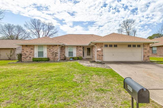 4605 Applewood Road, Fort Worth, TX 76133 (MLS #14542296) :: Results Property Group