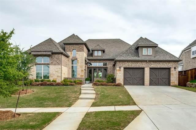 10508 Capistrano Road, Frisco, TX 75035 (MLS #14542297) :: Craig Properties Group