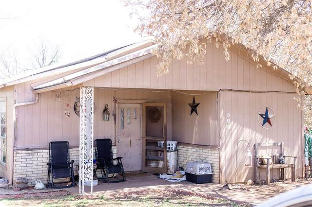 508 S Parks Street, Breckenridge, TX 76424 (MLS #14542299) :: The Chad Smith Team