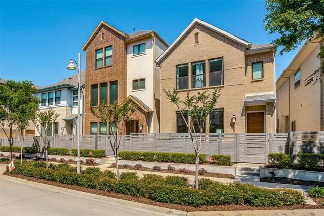 7867 Verona Place, Dallas, TX 75231 (MLS #14542333) :: Wood Real Estate Group