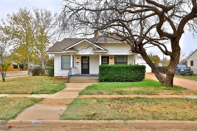 1790 N 15th Street, Abilene, TX 79603 (MLS #14542438) :: Team Hodnett