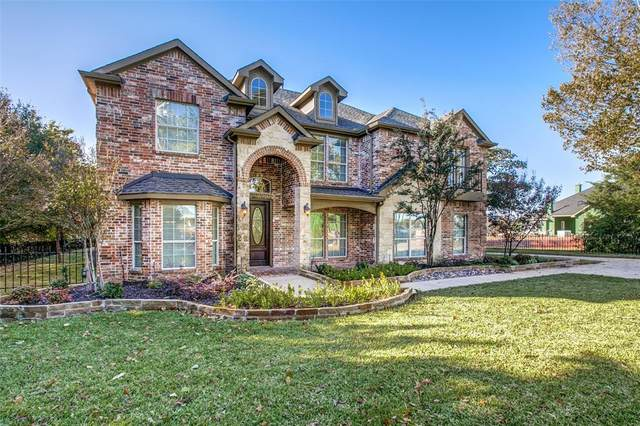 1110 Hart Road, Fairview, TX 75069 (MLS #14542443) :: Results Property Group