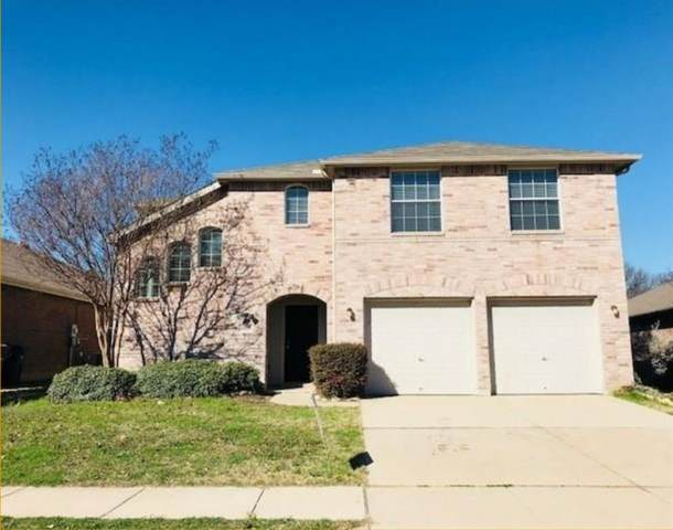 14009 Lost Spurs Road, Fort Worth, TX 76262 (MLS #14542603) :: The Juli Black Team