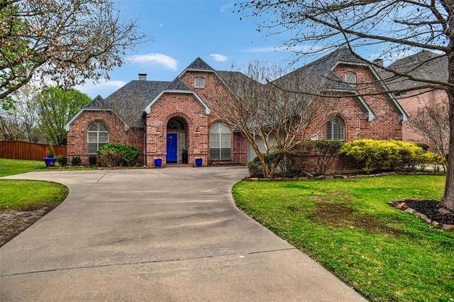 2607 Hidden Valley Trail, Sherman, TX 75092 (#14542661) :: Homes By Lainie Real Estate Group