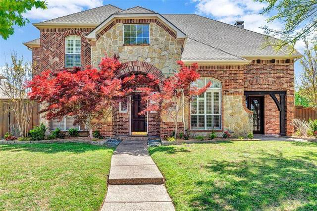4600 Appleridge Drive, Richardson, TX 75082 (MLS #14542679) :: Craig Properties Group