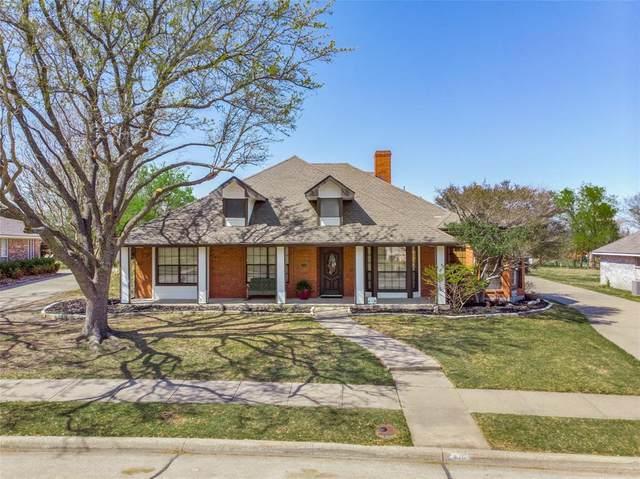4309 Lake Hill Drive, Rowlett, TX 75089 (MLS #14542684) :: Robbins Real Estate Group