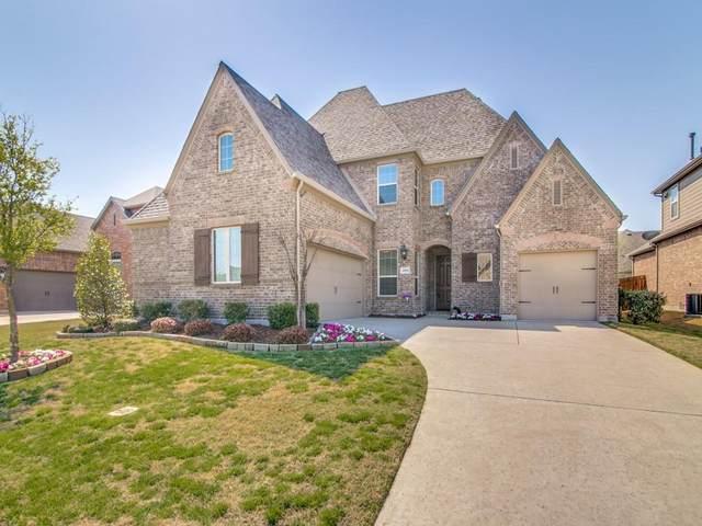 6808 Barolo Drive, Rowlett, TX 75088 (MLS #14542689) :: 1st Choice Realty