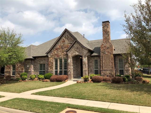 7900 Bentley Drive, North Richland Hills, TX 76182 (MLS #14542707) :: The Chad Smith Team