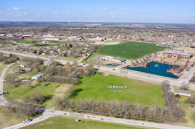 3306 Mckinney Street, Melissa, TX 75454 (MLS #14542742) :: Russell Realty Group