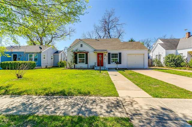 2744 Marigold Avenue, Fort Worth, TX 76111 (MLS #14542797) :: The Chad Smith Team