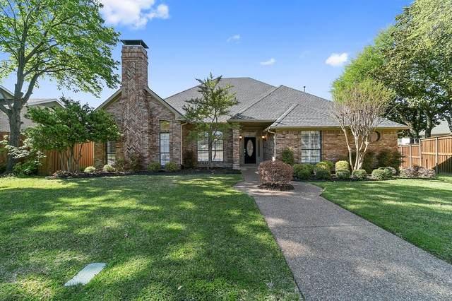 19505 Rowden Trail, Dallas, TX 75252 (MLS #14542804) :: The Good Home Team