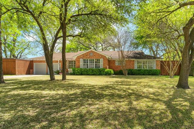 9934 Galway Drive, Dallas, TX 75218 (MLS #14542809) :: The Kimberly Davis Group