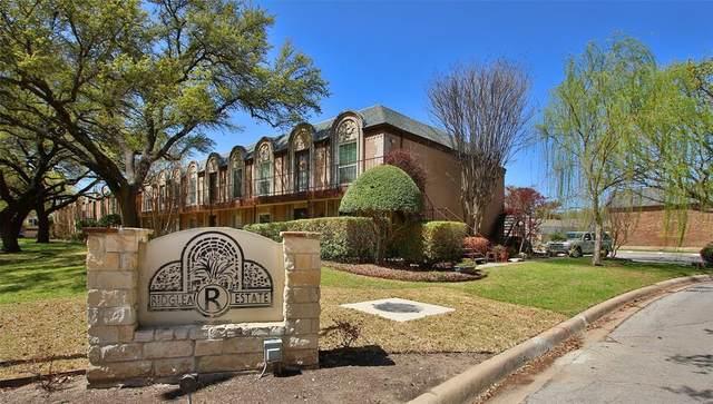 4048 Ridglea Country Club Drive #1210, Fort Worth, TX 76126 (MLS #14542854) :: Lyn L. Thomas Real Estate | Keller Williams Allen