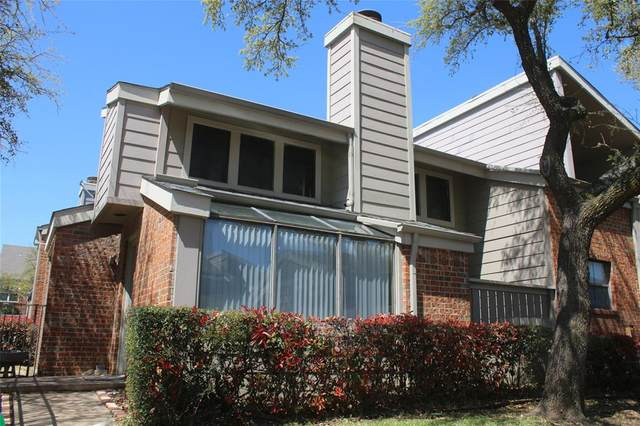2108 Count Fleet Drive #102, Arlington, TX 76011 (MLS #14542863) :: Lyn L. Thomas Real Estate | Keller Williams Allen