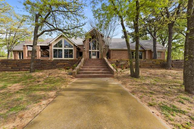 1219 County Road 147, Gainesville, TX 76240 (MLS #14542882) :: Trinity Premier Properties