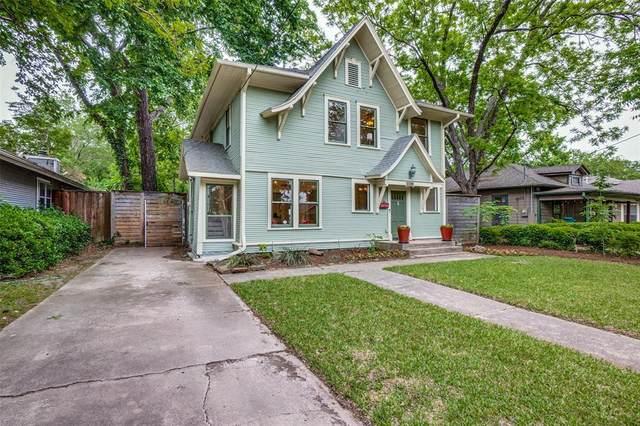 5320 Victor Street, Dallas, TX 75214 (MLS #14542904) :: Team Hodnett
