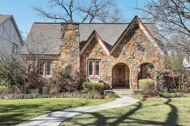 5307 Morningside Avenue, Dallas, TX 75206 (MLS #14542944) :: Premier Properties Group of Keller Williams Realty