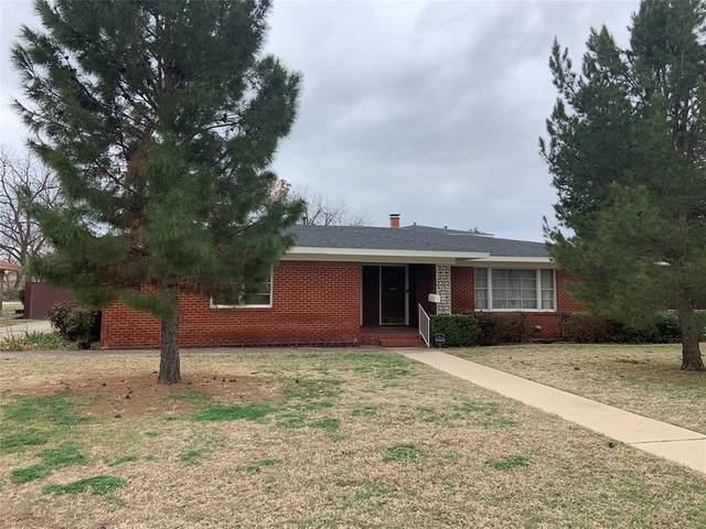 673 College Drive, Abilene, TX 79601 (MLS #14543026) :: The Chad Smith Team