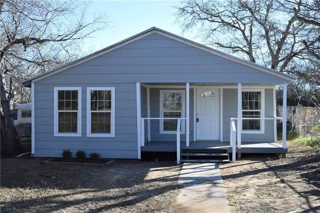 2502 2nd Avenue, Mineral Wells, TX 76067 (MLS #14543028) :: The Chad Smith Team