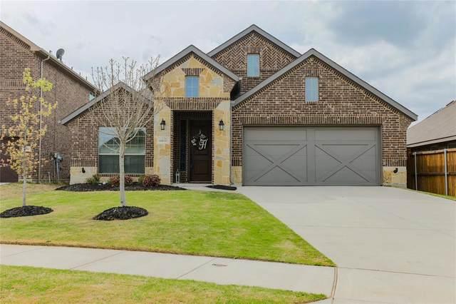 6556 Longhorn Herd Lane, Fort Worth, TX 76123 (MLS #14543058) :: Craig Properties Group