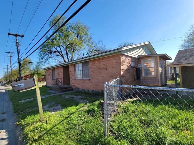 1701 Granbury Street, Cleburne, TX 76033 (MLS #14543061) :: Team Hodnett