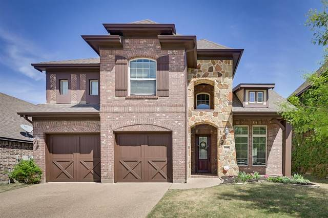 2115 Serene Court, Keller, TX 76248 (MLS #14543070) :: Team Tiller