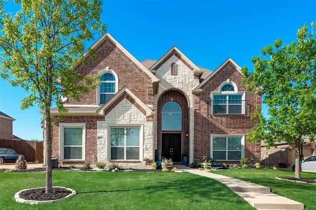 2609 Winding Creek Drive, Midlothian, TX 76065 (MLS #14543101) :: The Hornburg Real Estate Group