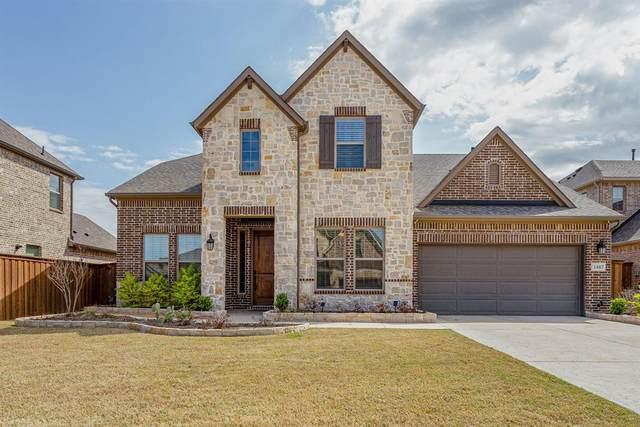 1487 Silver Sage Drive, Haslet, TX 76052 (MLS #14543102) :: Justin Bassett Realty