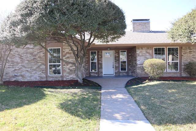 3409 Cromwell Street, Plano, TX 75075 (MLS #14543116) :: The Chad Smith Team