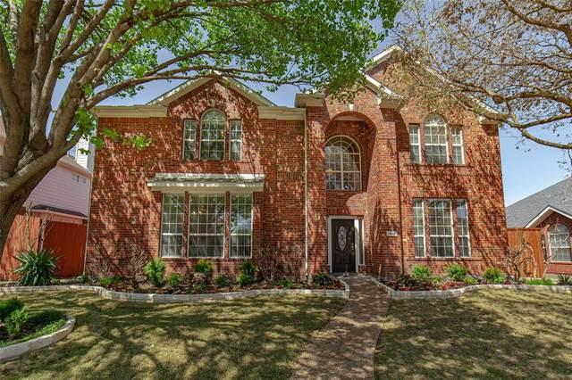 9646 Landmark Place, Frisco, TX 75035 (MLS #14543123) :: The Chad Smith Team