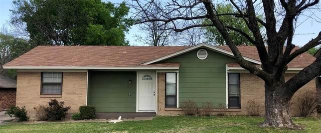 305 Arizona Street, Sherman, TX 75090 (MLS #14543236) :: The Chad Smith Team