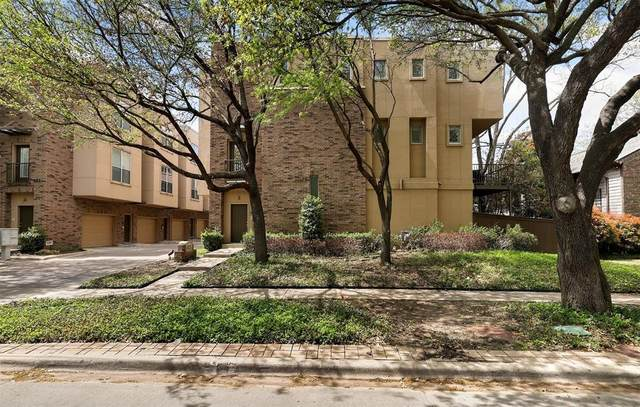 4225 Mckinney Avenue #1, Dallas, TX 75205 (MLS #14543248) :: The Mauelshagen Group
