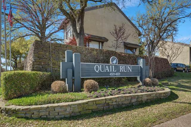 4519 N O Connor Road #1160, Irving, TX 75062 (MLS #14543266) :: The Rhodes Team