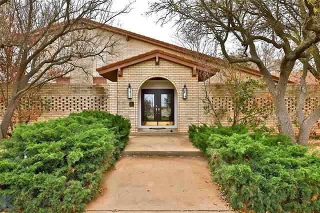 79 Avenida De Silva, Abilene, TX 79602 (MLS #14543285) :: Team Hodnett