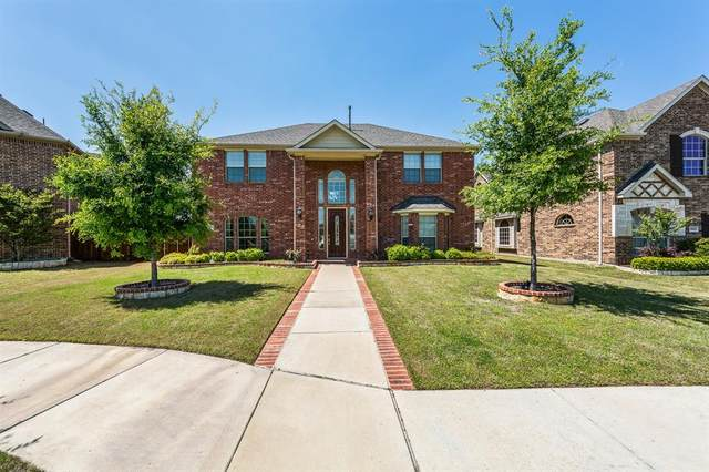 7925 Cobalt Drive, Frisco, TX 75034 (MLS #14543286) :: The Daniel Team