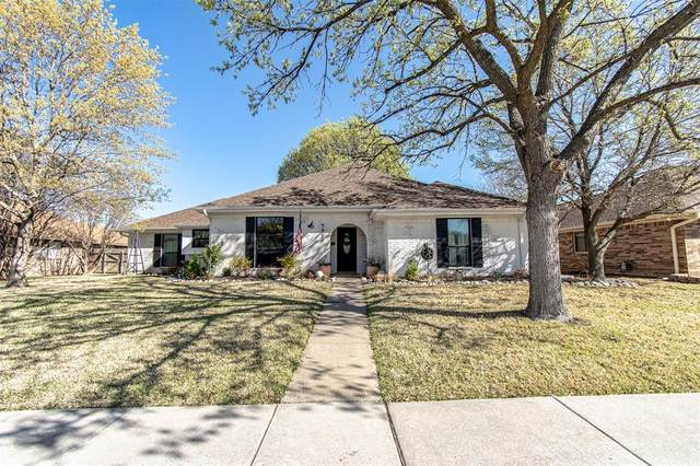 3929 Llano Drive, Plano, TX 75074 (MLS #14543340) :: The Good Home Team