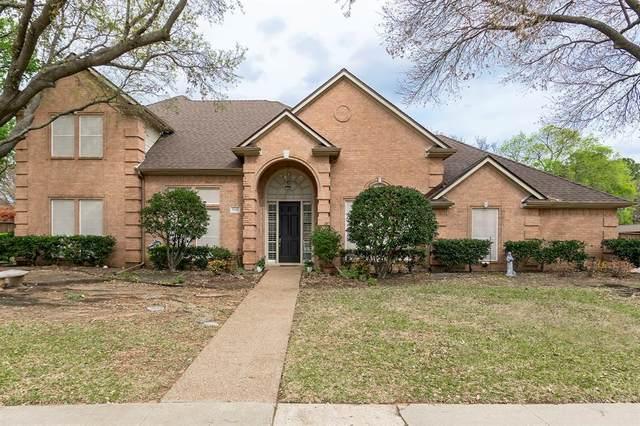 5601 Ponderosa Street, Colleyville, TX 76034 (MLS #14543401) :: Wood Real Estate Group
