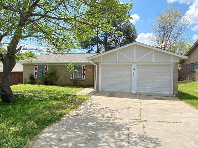 7524 Bermejo Road, Fort Worth, TX 76112 (MLS #14543408) :: 1st Choice Realty