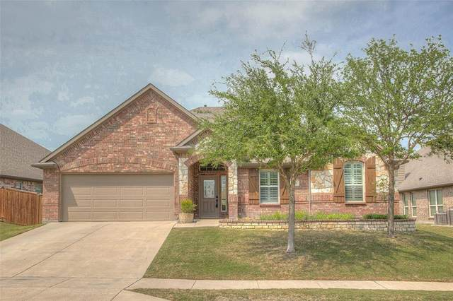 11928 Carlin Drive, Fort Worth, TX 76108 (MLS #14543438) :: The Chad Smith Team