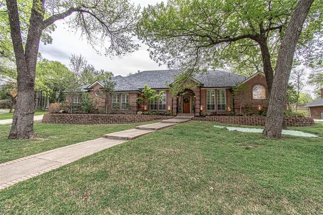 6032 Terrace Oaks Lane, Fort Worth, TX 76112 (MLS #14543482) :: The Good Home Team