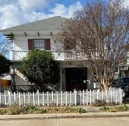 1406 6th Avenue, Fort Worth, TX 76104 (MLS #14543509) :: All Cities USA Realty