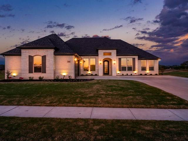 2040 Spieth Street, Granbury, TX 76048 (MLS #14543537) :: Potts Realty Group