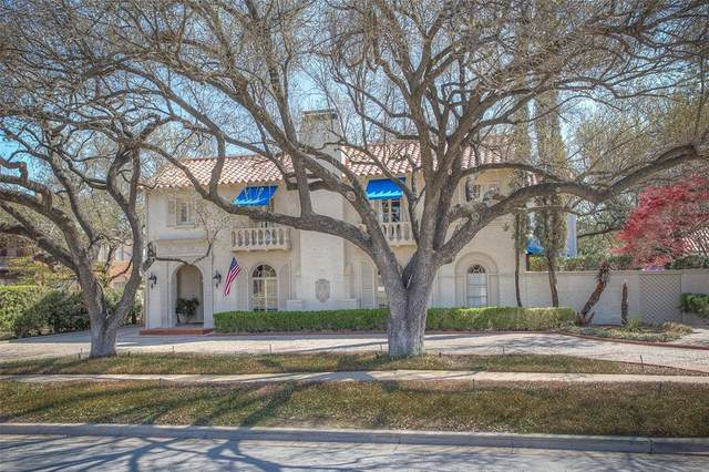 805 Hillcrest Street, Fort Worth, TX 76107 (MLS #14543542) :: Real Estate By Design