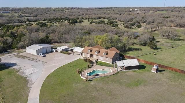 331 Cochran Road, Weatherford, TX 76085 (MLS #14543551) :: The Hornburg Real Estate Group