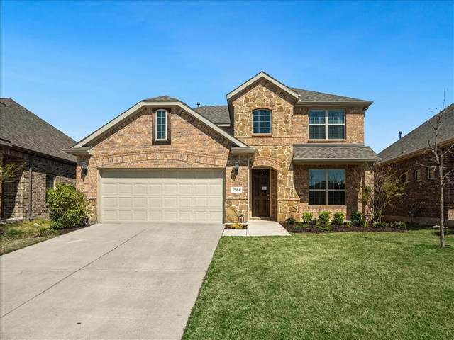 7504 Comal River Trace, Mckinney, TX 75071 (MLS #14543592) :: The Heyl Group at Keller Williams