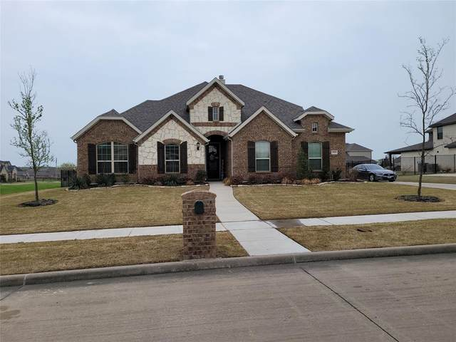 1503 Hudson Drive, Ennis, TX 75119 (MLS #14543602) :: The Chad Smith Team
