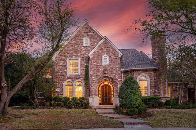 4656 Driftwood Drive, Frisco, TX 75034 (MLS #14543610) :: The Chad Smith Team