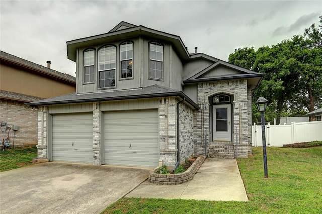1406 Ridgecreek Drive, Lewisville, TX 75067 (MLS #14543659) :: The Rhodes Team
