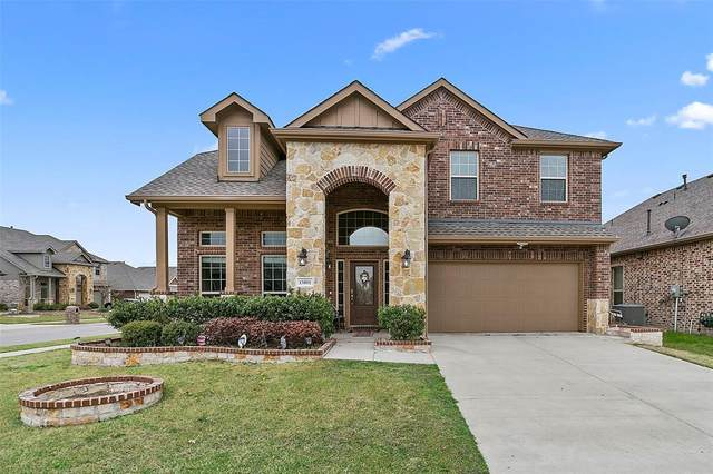 15801 Rockingham Street, Frisco, TX 75036 (MLS #14543663) :: The Good Home Team